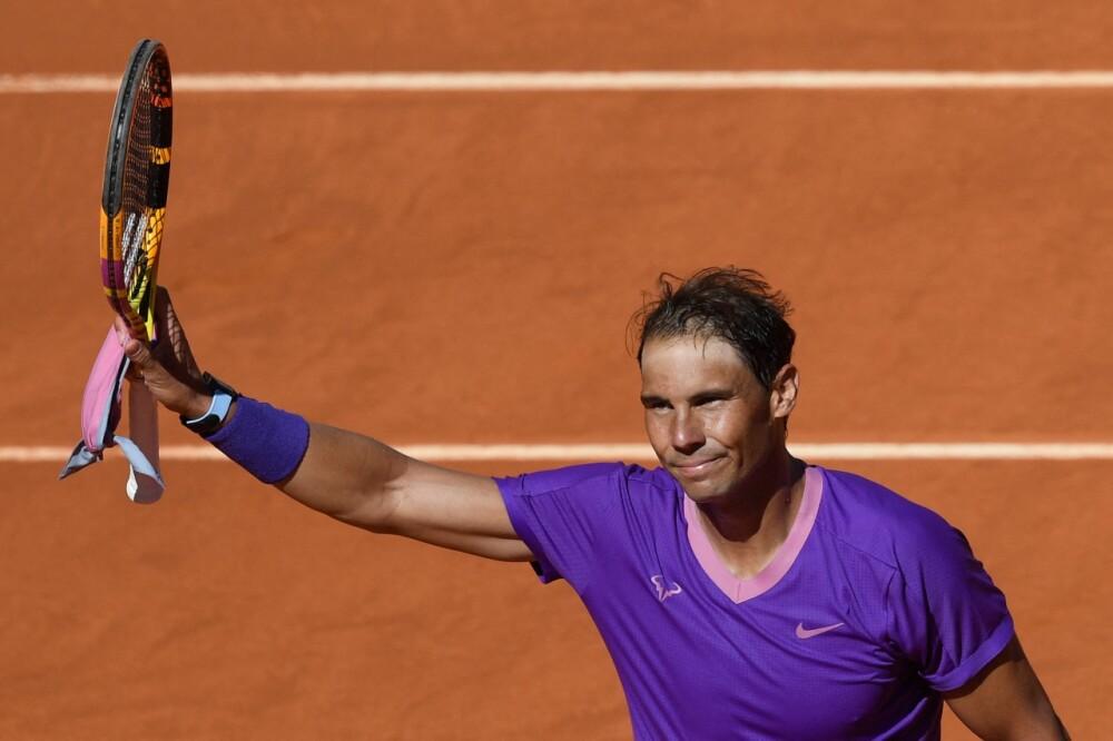 Rafael Nadal AFP.