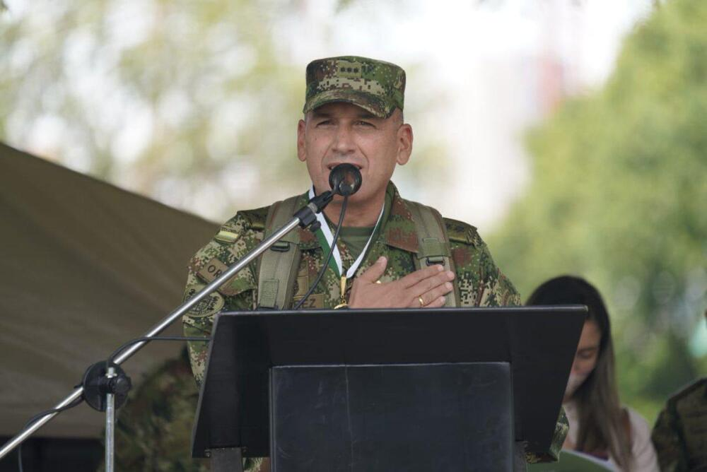 General Juan Carlos Ramírez