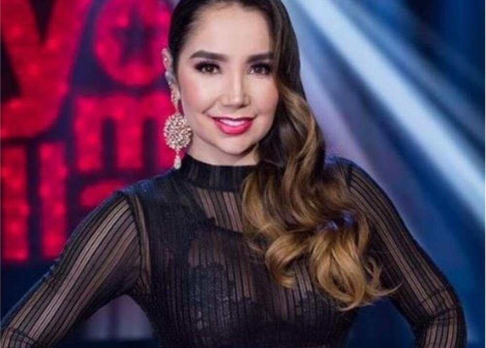 12975_La Kalle - Paola Jara vestido en 'Yo me llamo' - Foto caracol tv
