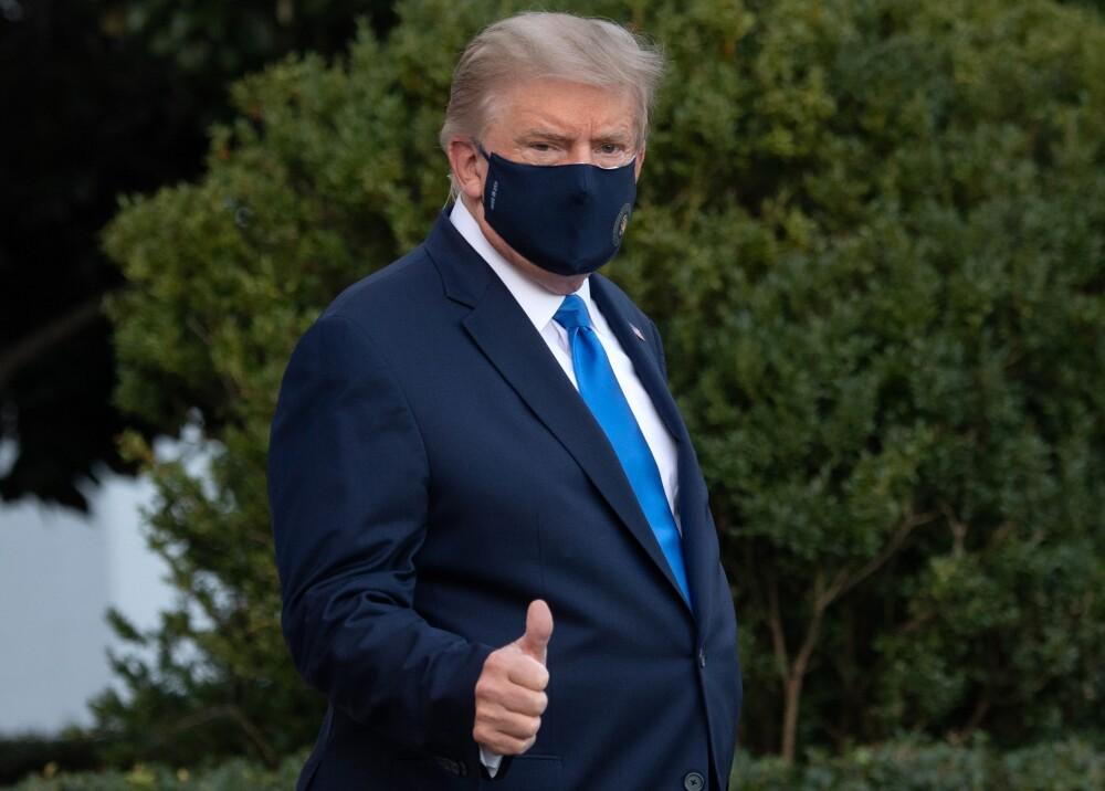 Donald Trump Foto: AFP