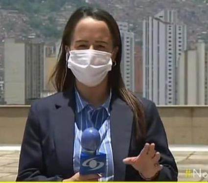 Érika Zapata, periodista