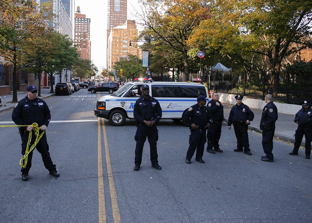 294823_Blu Radio. Manhattan. Foto: AFP