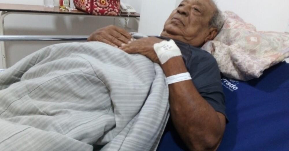 346026_BLU Radio // Tomás Armando Ramírez Yépez, de 76 años, espera por una cirugía de corazón// Foto: Cortesía