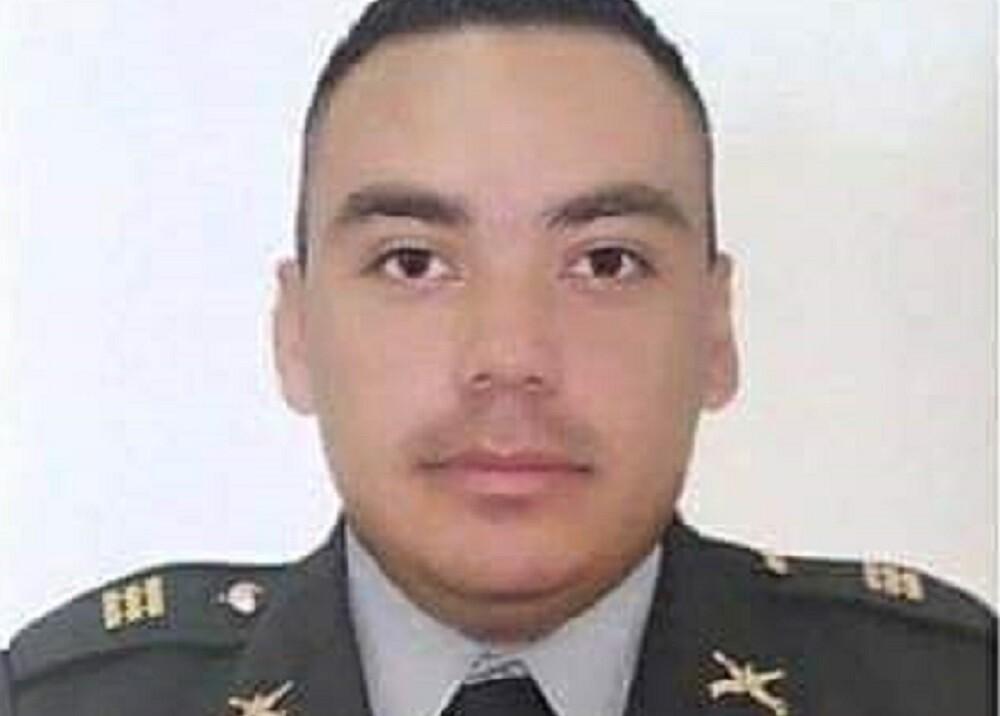 370284_Capitán Jonathan Andrés Martínez. Foto: Policía Huila