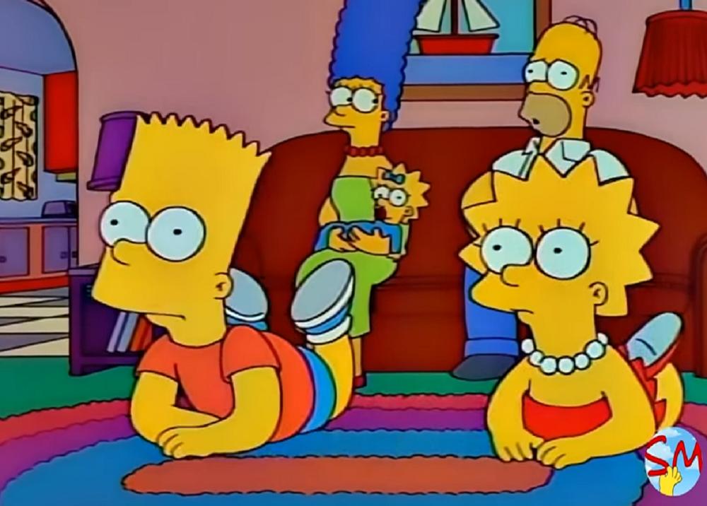 309569_BLU Radio. Foto: Los Simpsons.