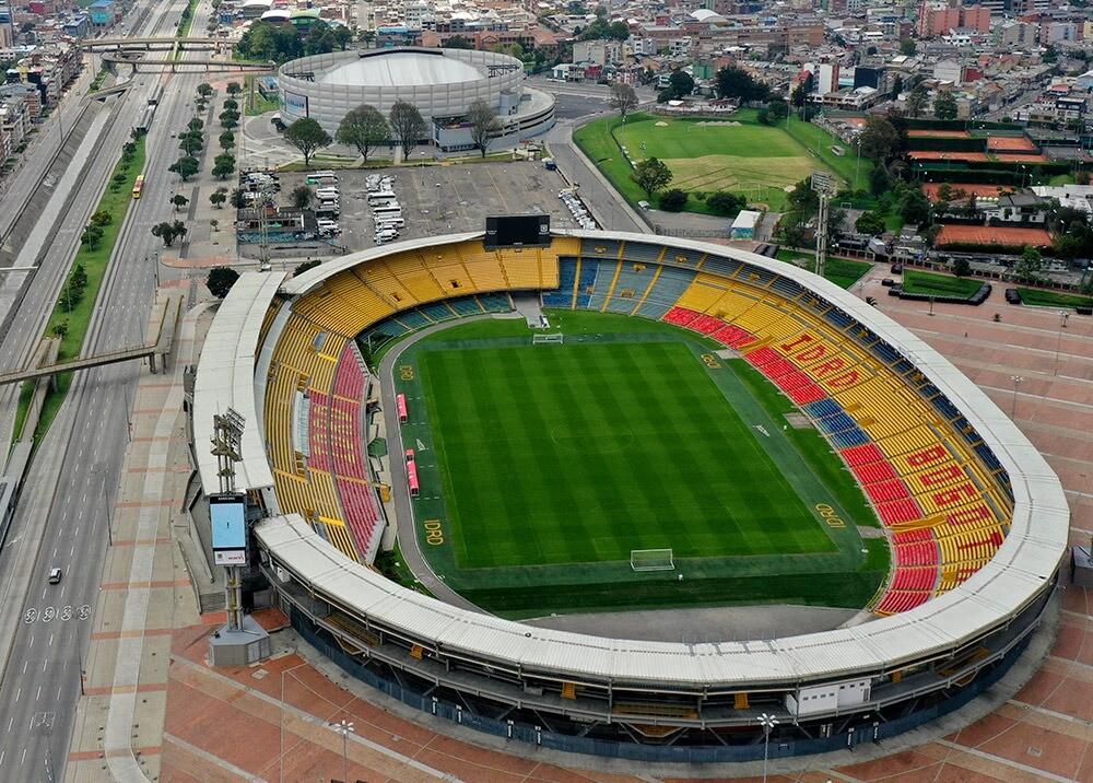 Estadio Nemesio Camacho El Campín / Foto AFP