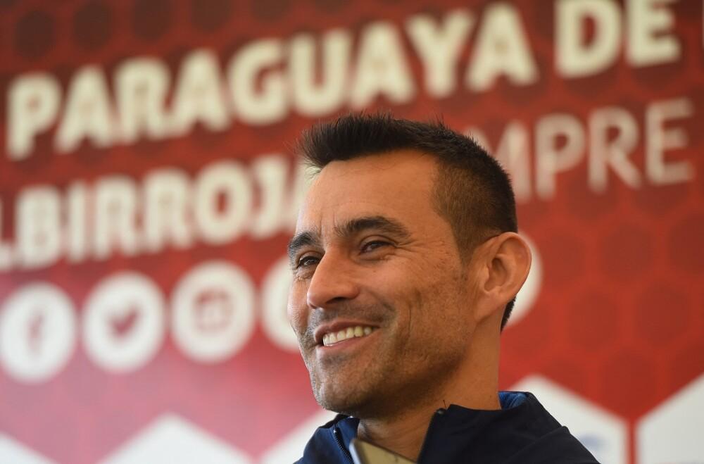Justo Villar. Foto: AFP