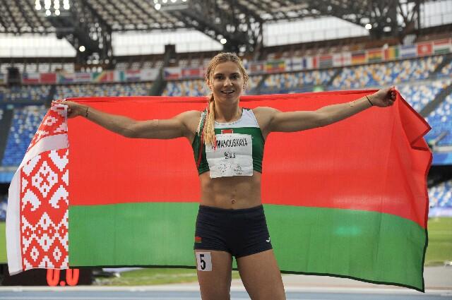 Bielorrusa expulsada de los Juegos Olímpicos de Tokio