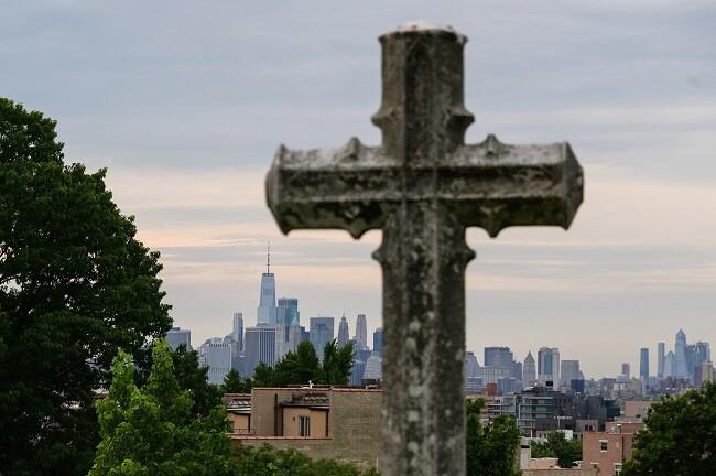cementerio estados unidos