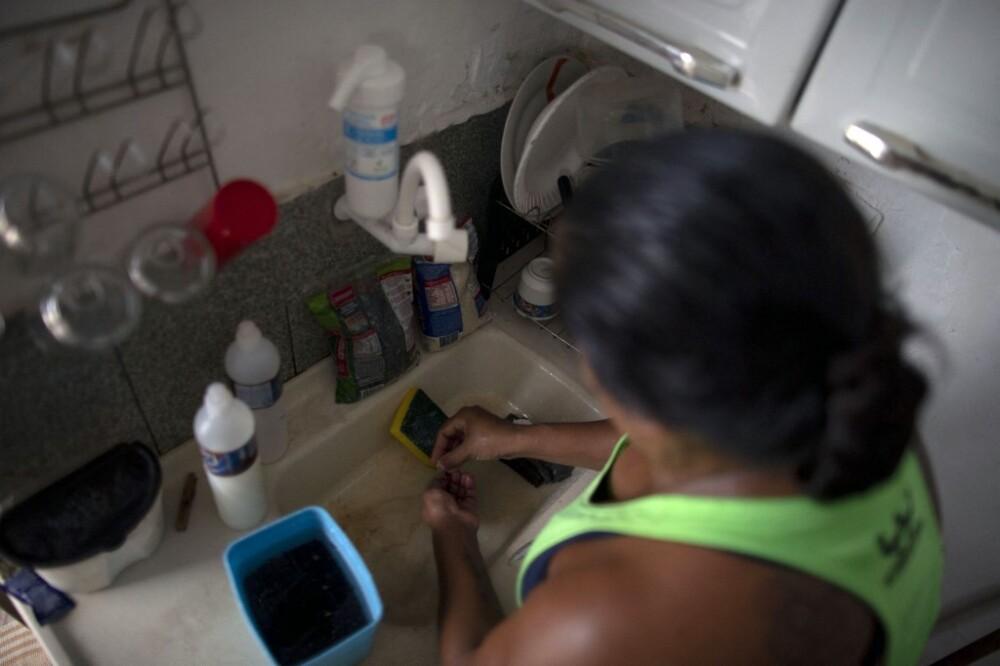 Inequidad de género en el trabajo doméstico