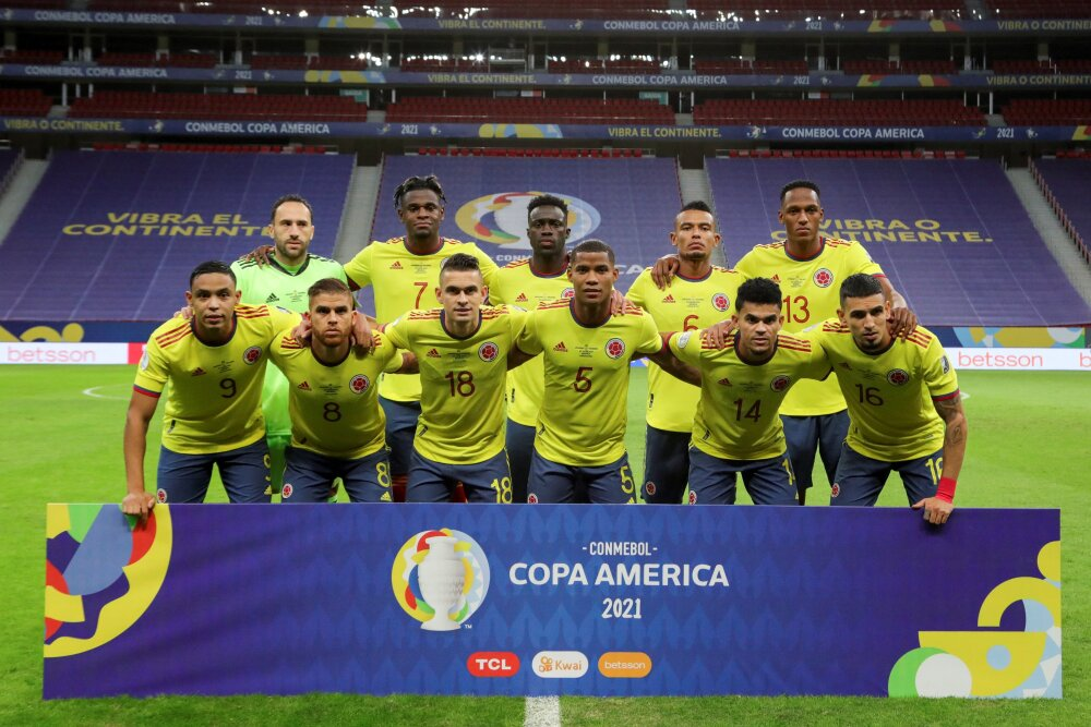 Colombia formada
