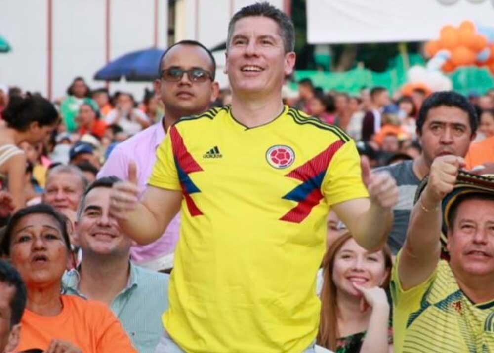 350912_Representante Ricardo Ferro // Foto: Twitter @RicardoFerro_