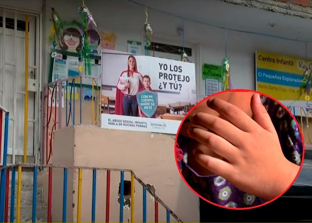Abuso en jardín infantil de Medellín