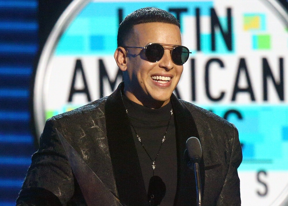 14231_Foto: Daddy Yankee / AFP