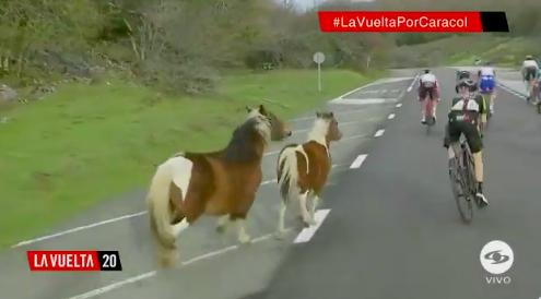 La Vuelta a España - Etapa 2