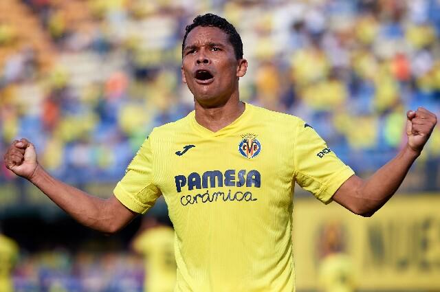 Carlos Bacca, en Villarreal