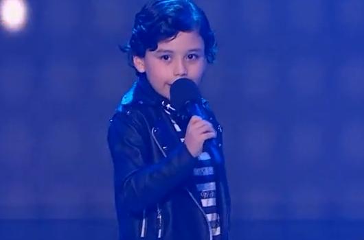 Samy de La Voz Kids