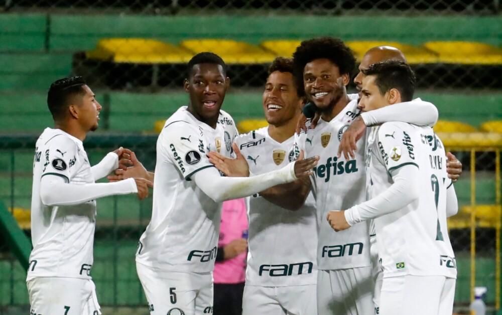 Palmeiras aFP.