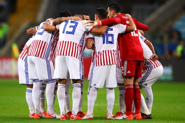 Convocatoria de la Selección de Paraguay