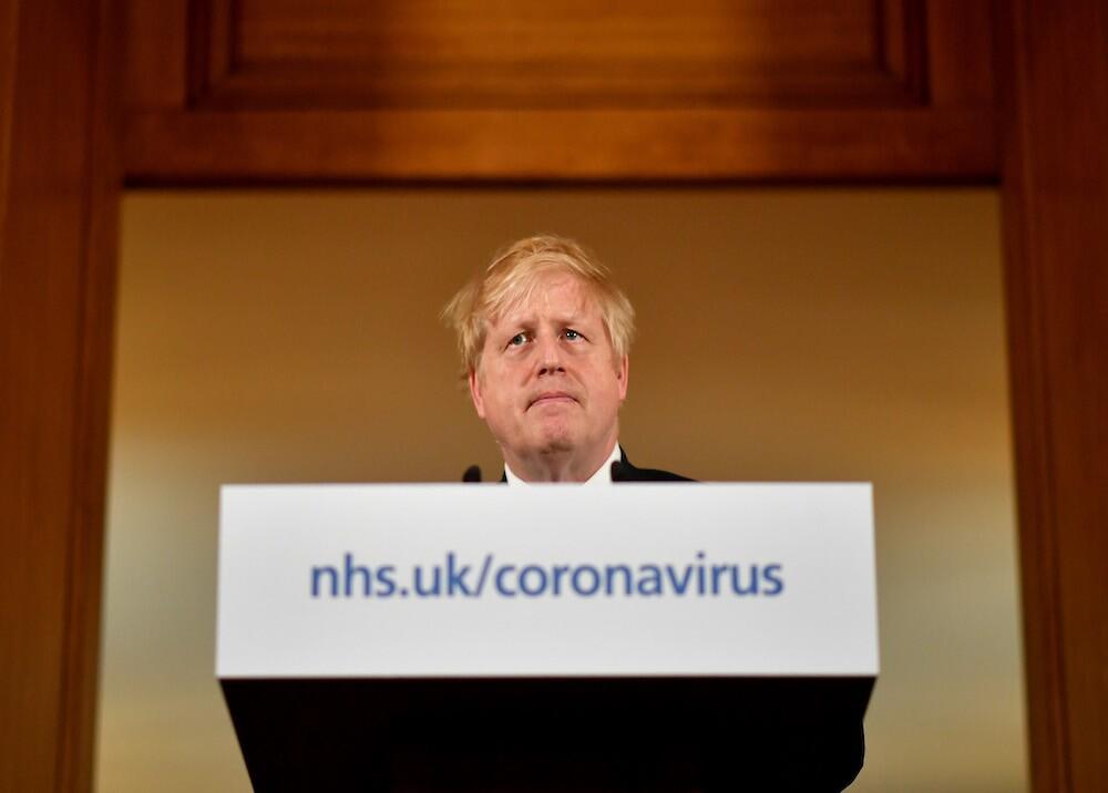 360213_Boris Johnson / Foto: AFP