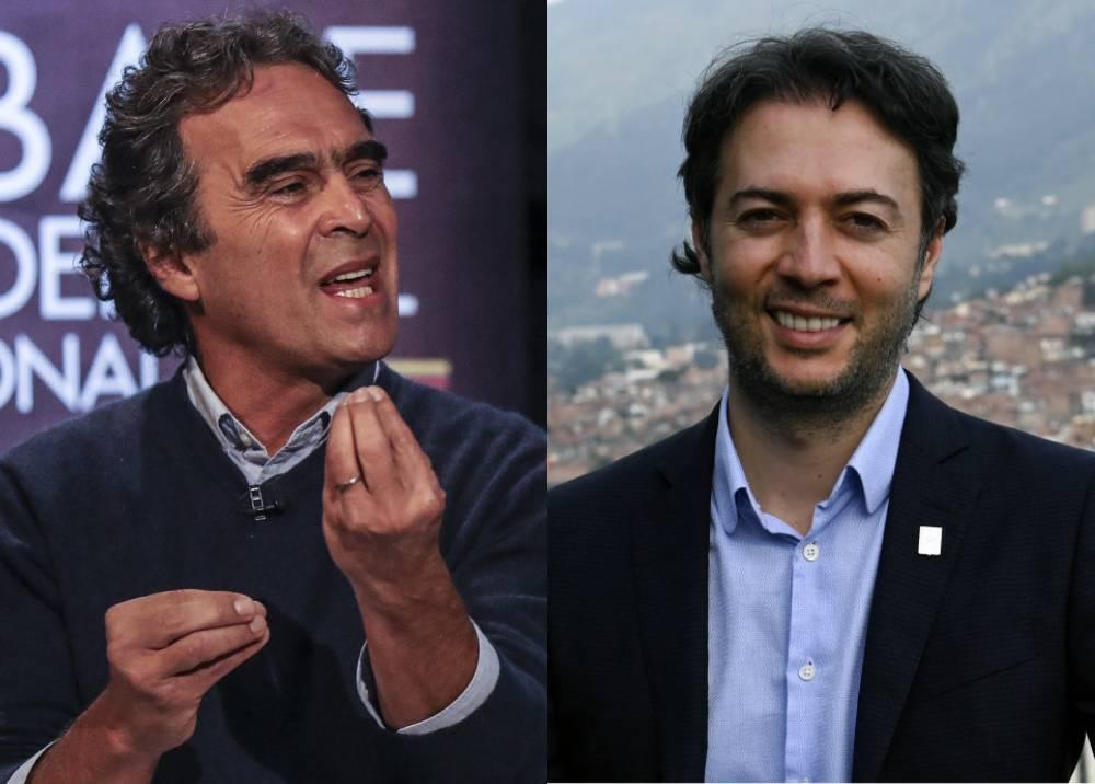 Sergio Fajardo - Daniel Quintero Calle