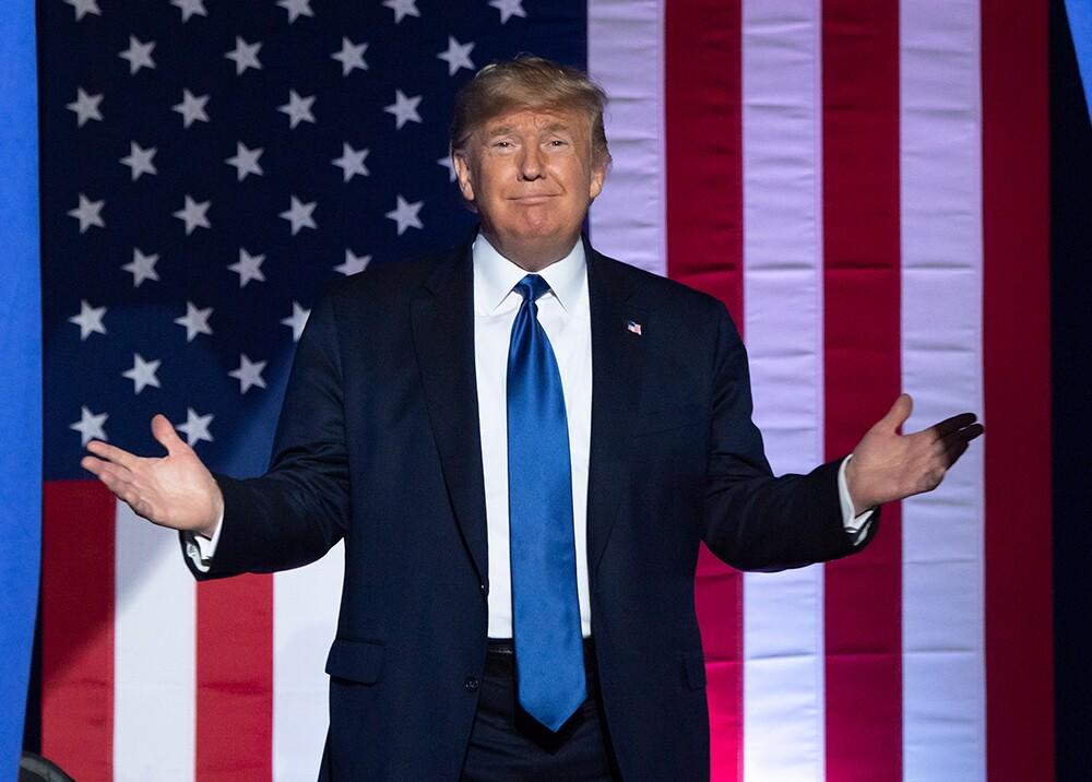 353313_Donald Trump / Foto: AFP