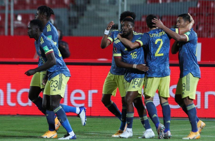 Seleccion Colombia en eliminatorias