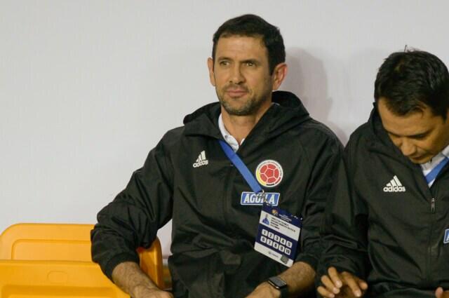 Arturo Reyes, técnico colombiano