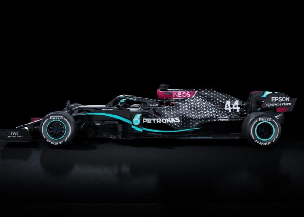 369633_Nuevo Mercedes W11 / Foto: @MercesAMGF1