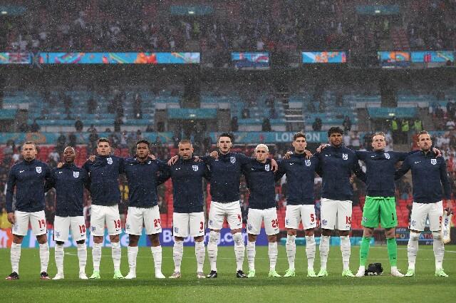 Bajas en la selección de Inglaterra