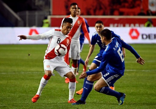Peru - Paraguay