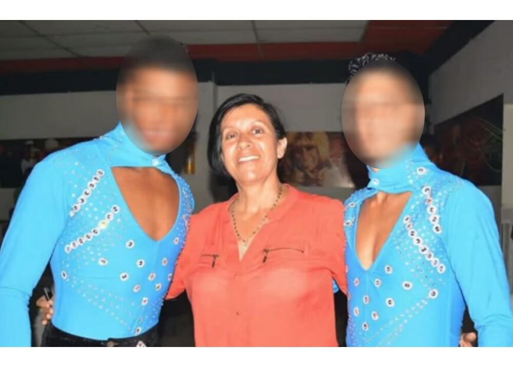 279403_Directora de escuela de salsa fue a show en Ecuador y le metieron droga en un bafle. Foto: Cortesía.