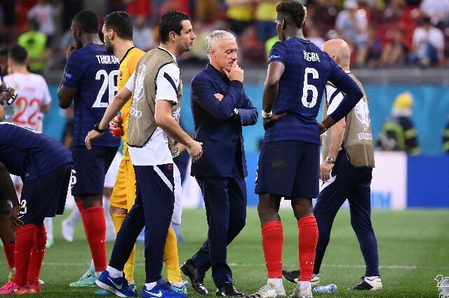 Técnico de la Selección de Francia