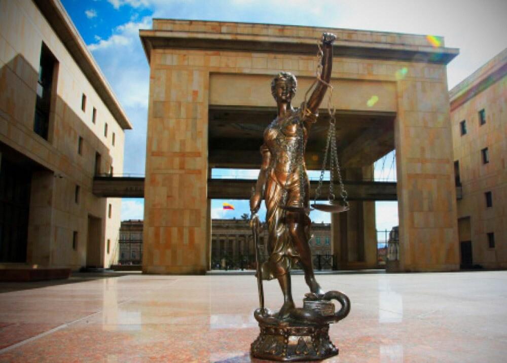 373225_Justicia // Foto: Rama Judicial