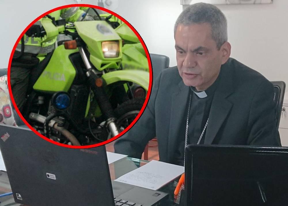 Monseñor Elkin Álvarez - robo a la Conferencia Episcopal.jpeg