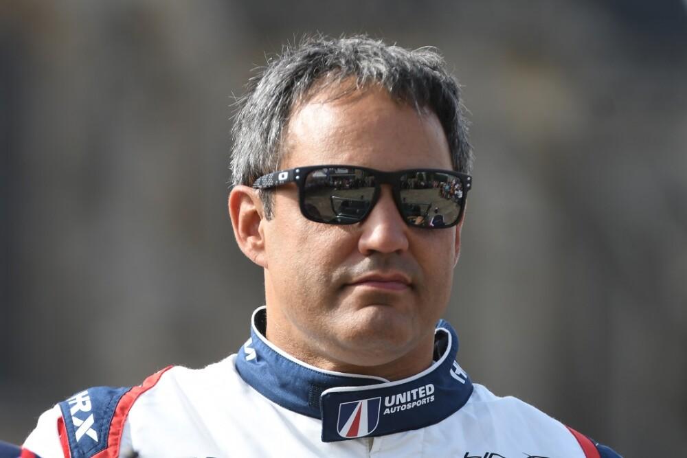 Juan Pablo Montoya. Foto: AFP