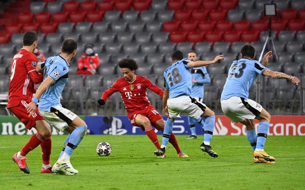 Bayern Munich - Lazio