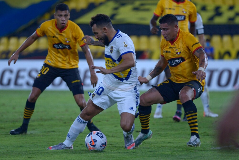 Boca Juniors Barcelona AFP.