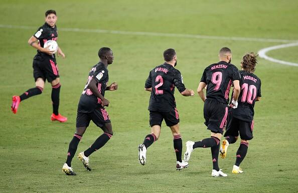 Real Madrid adelanto