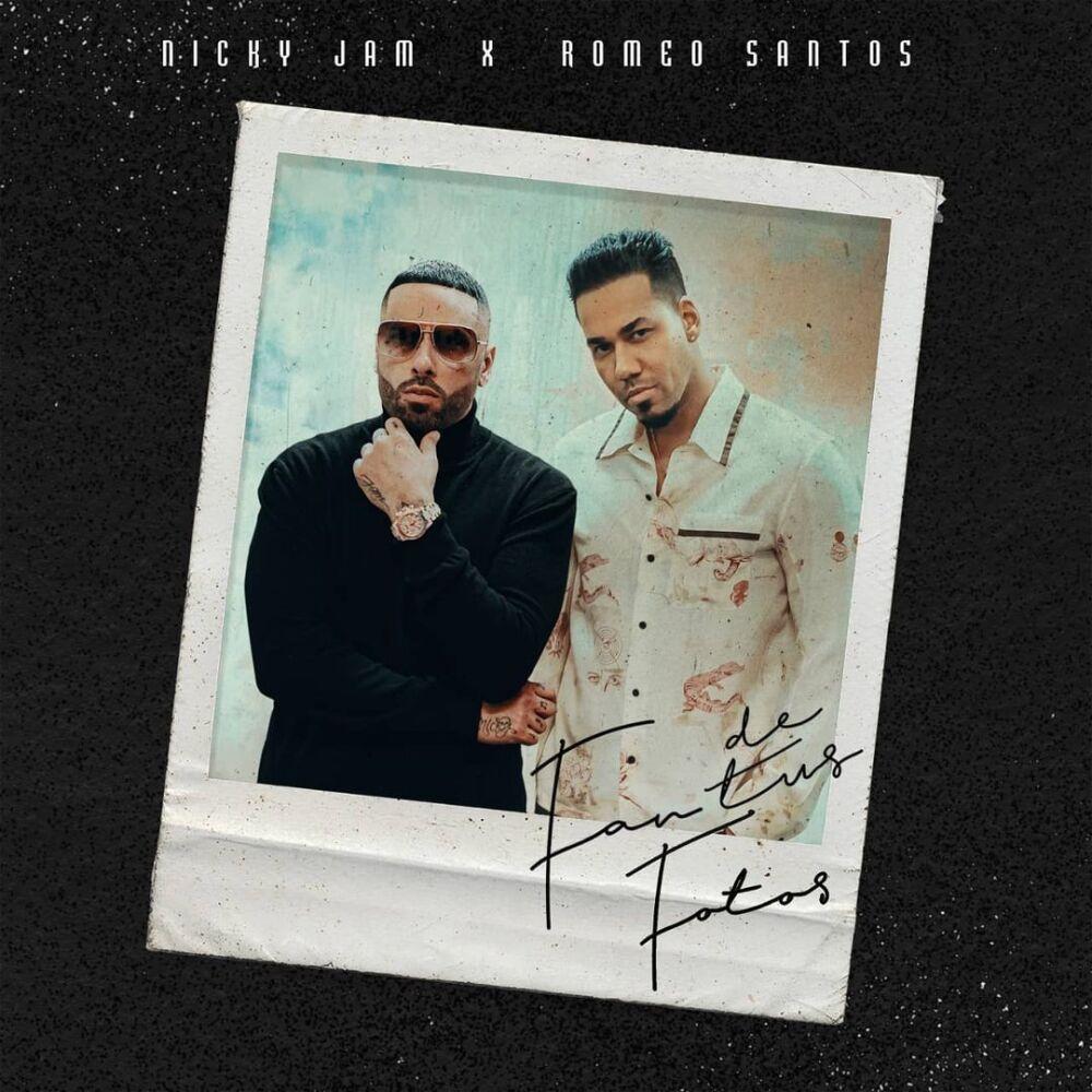 Nicky Jam y Romeo Santos - Fan de tus fotos