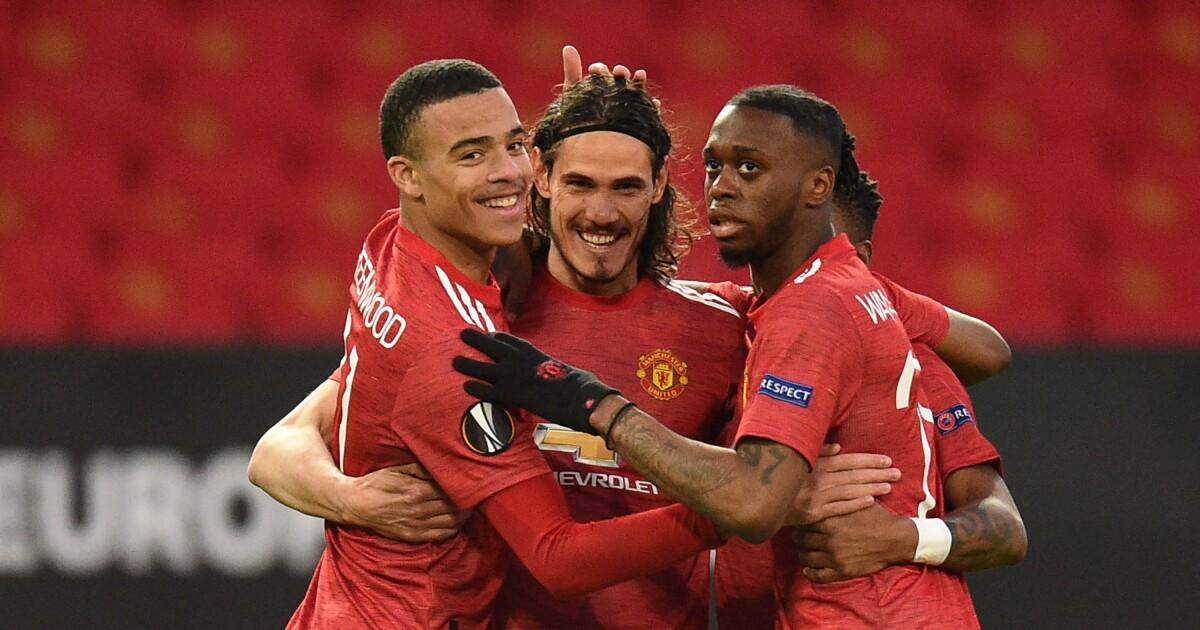 Manchester United vs Roma EN VIVO: alineaciones, mejores jugadas y estadísticas de los jugadores