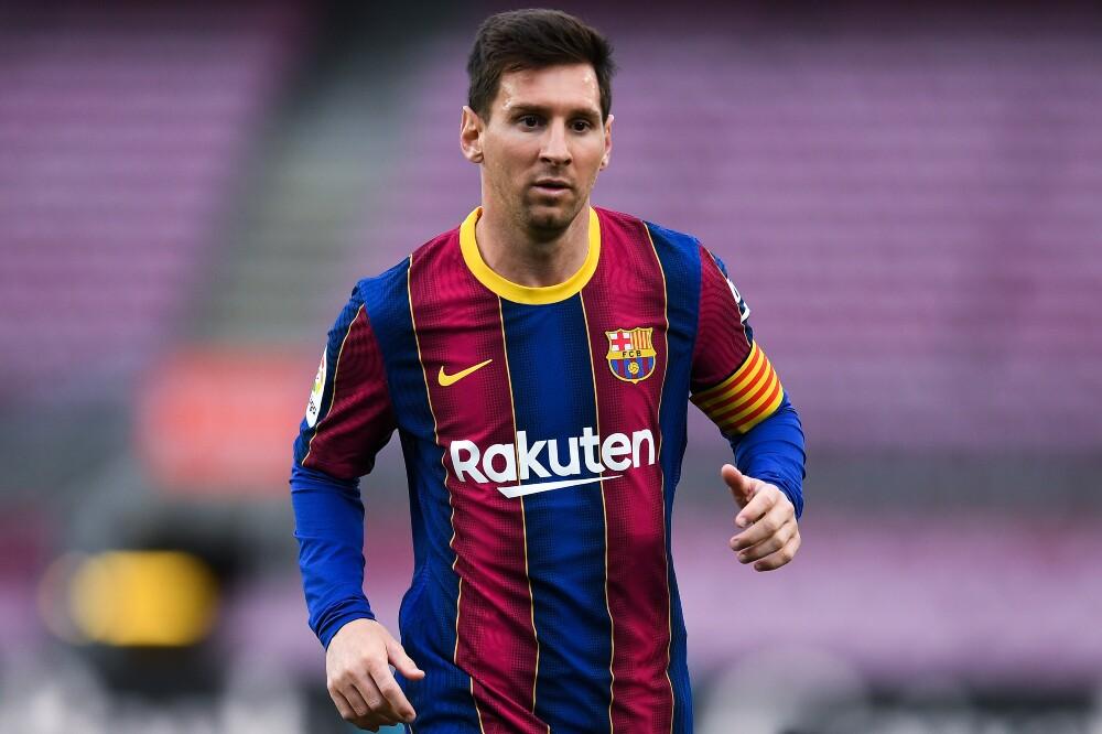 Lionel Messi, exjugador del Fútbol Club Barcelona