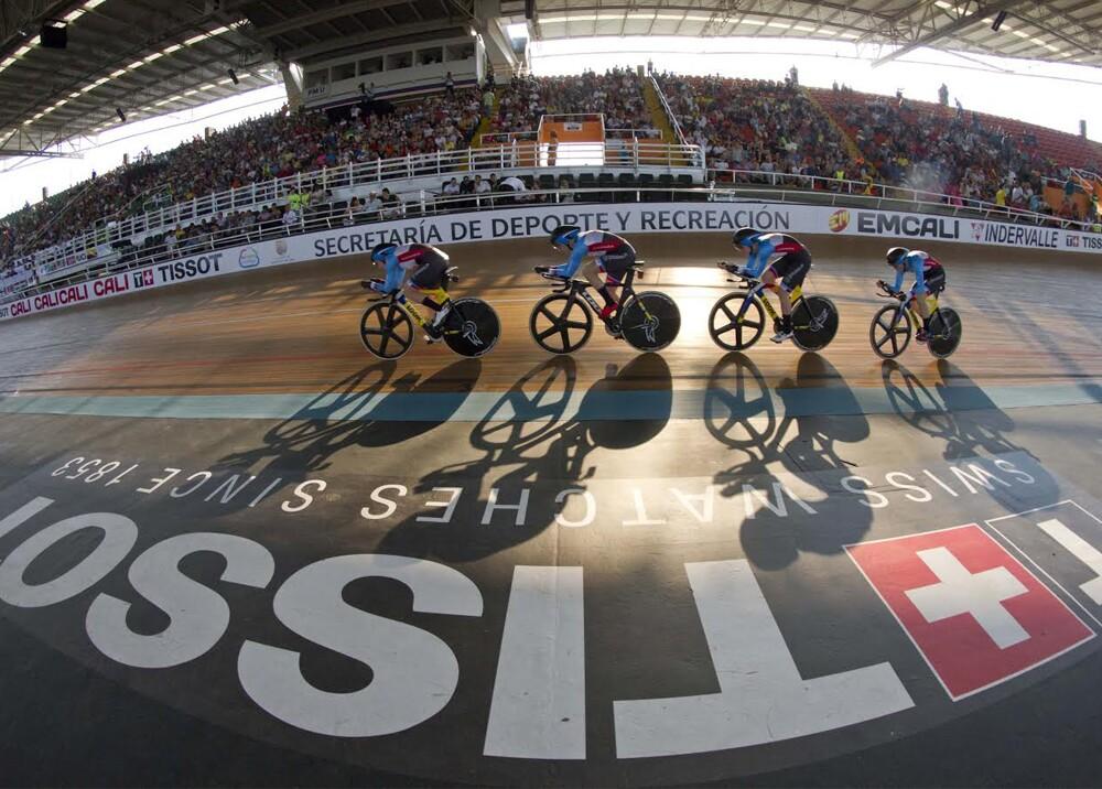 278735_Copa Mundo de Ciclismo de Pista en Cali. Foto: Diego Sinisterra.