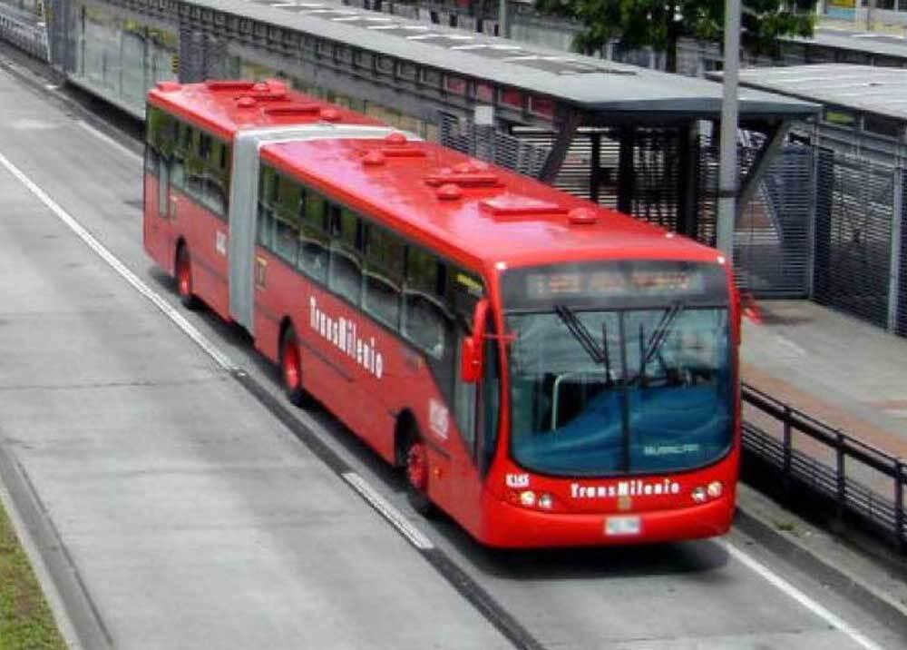308143_BLU Radio. Transmilenio / Foto referencia: Alcaldía de Bogotá.