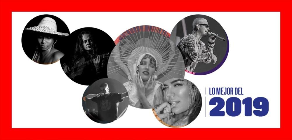 644389_Las mejores canciones colombianas de 2019: Elsa y Elmar, Canalón de Timbiquí, Karol G, Edson Velandia, Crudo, J Balvin