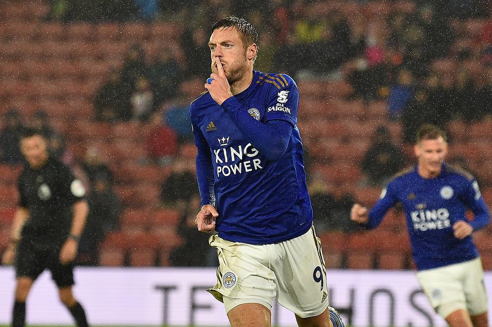 346831_BLU Radio. Leicester vs Southampton // Foto: AFP