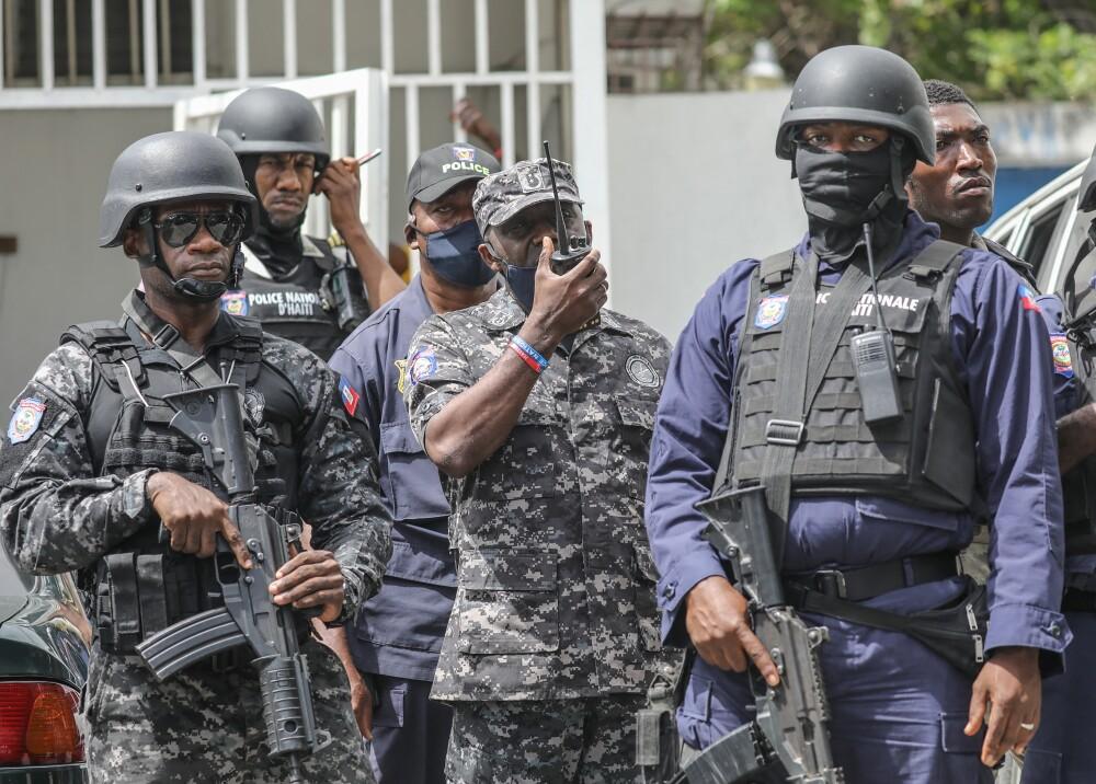 Policía de Haití Foto AFP.jpg