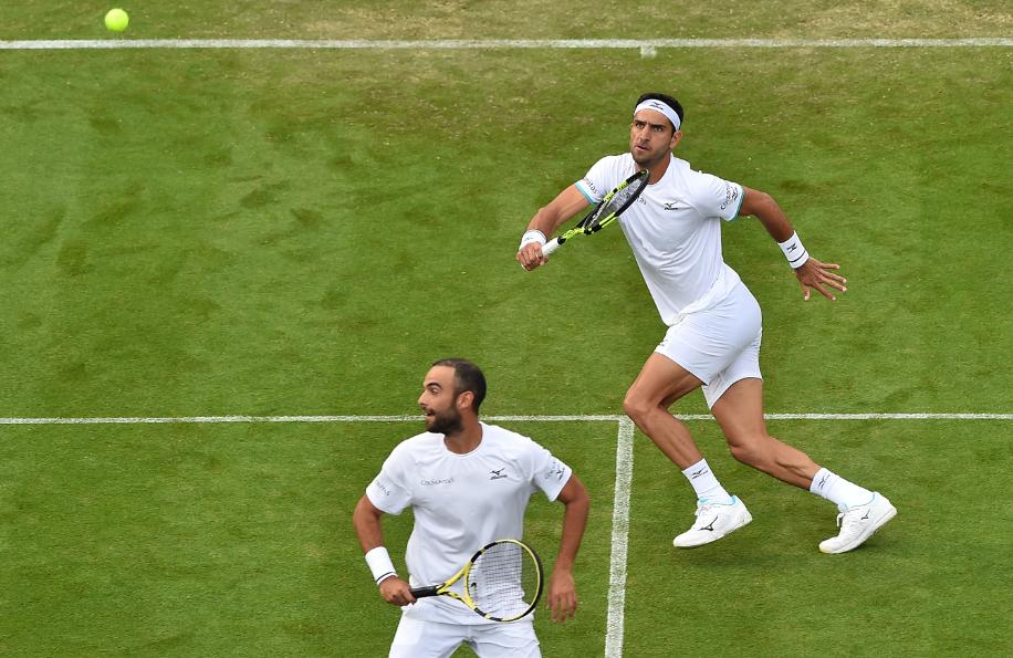 Juan Sebastián Cabal y Robert Farah son los actuales campeones del ATP 250 Eastbourne.
