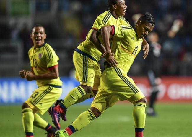 287269_BLU Radio. Selección Colombia Sub - 17/ Foto: AFP