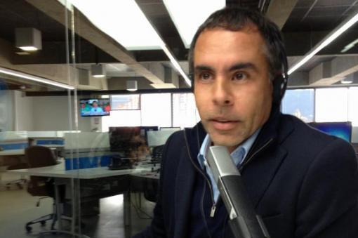 49770_BLU Radio, Armando Benedetti / Foto: Blu Radio